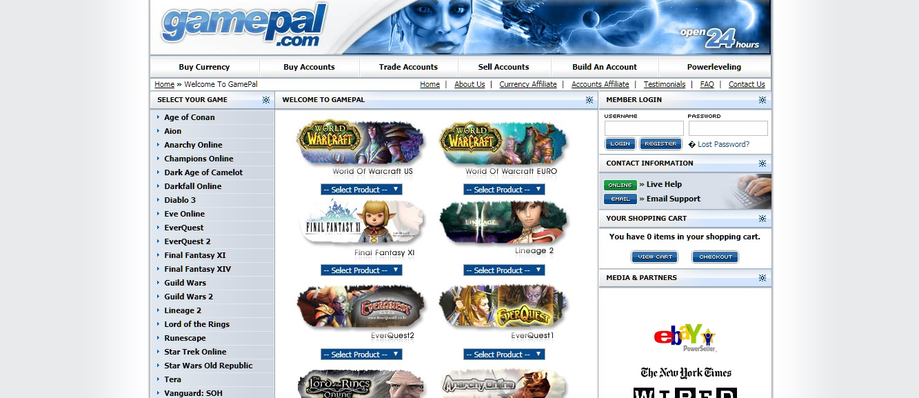 Best Video Game Affiliate Programs for the Gaming Niche