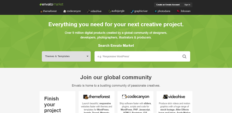 Envato Market Affiliate Program