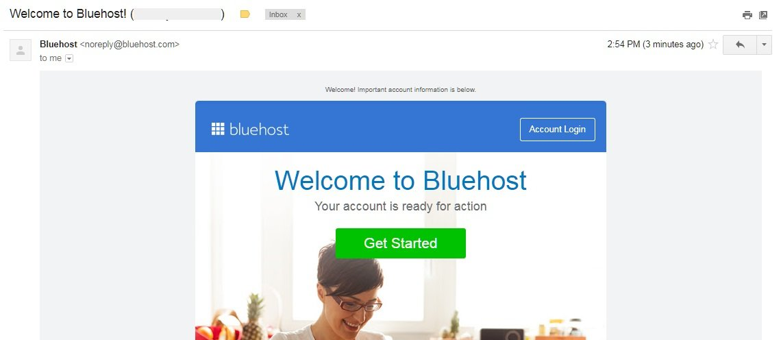 Can You Build A Backend On Bluehost