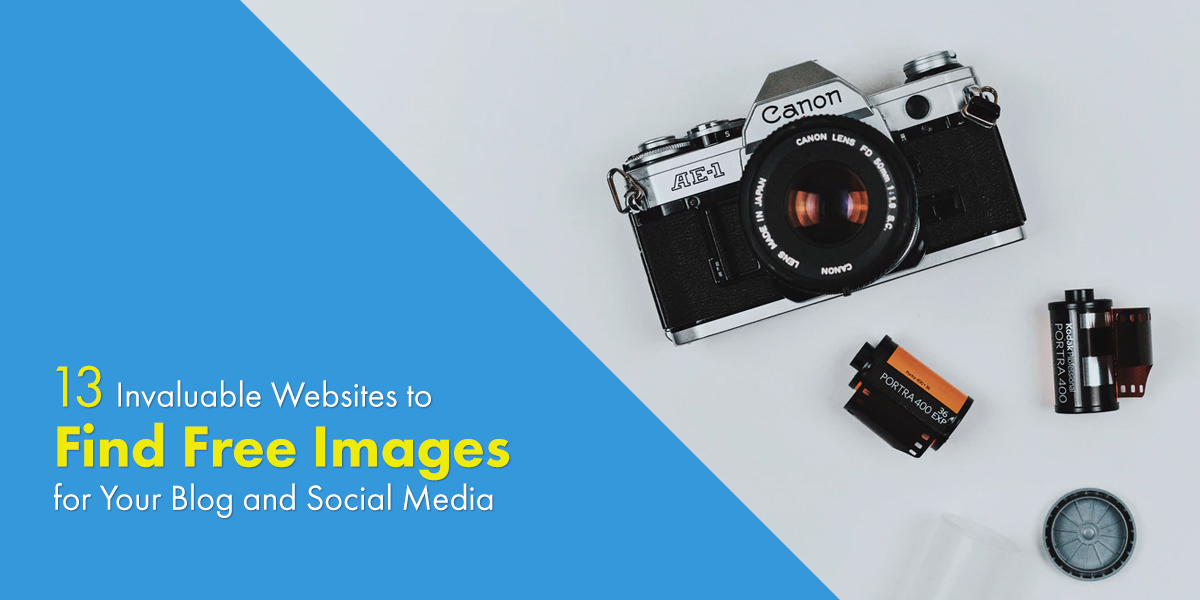 Free Images for Blogs and Social