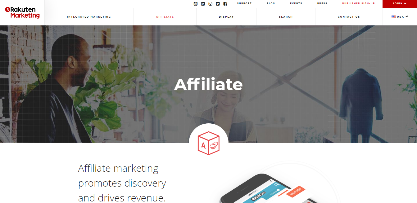 Rakuten Marketing Affiliate Network