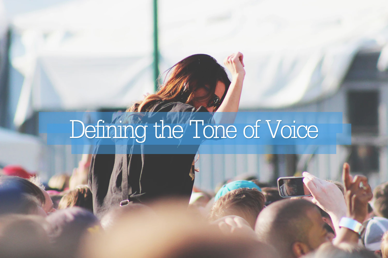 Defining the Tone of Voice