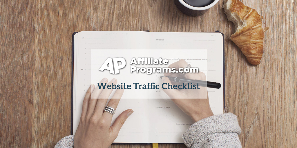 Site Traffic Checklist