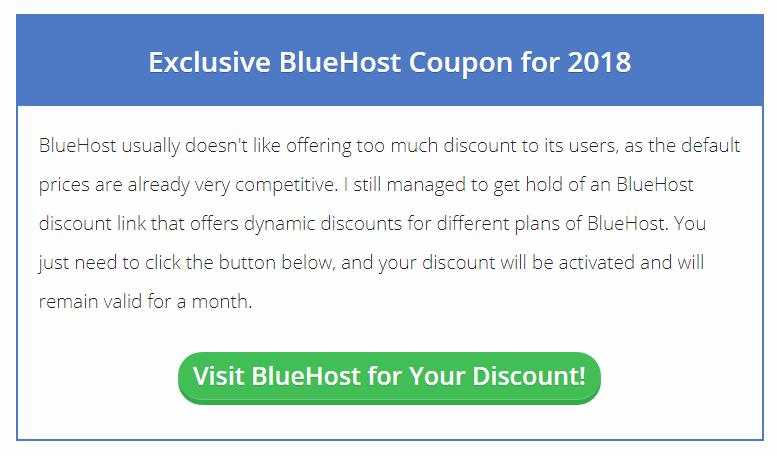 Hosting Coupon