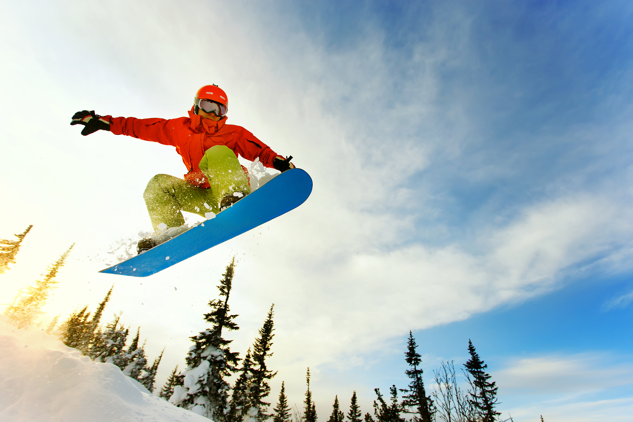 ski and snowboarding niche